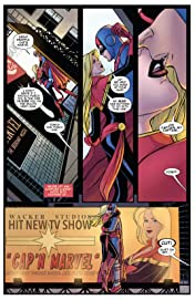 The Mighty Captain Marvel (2016-) #1