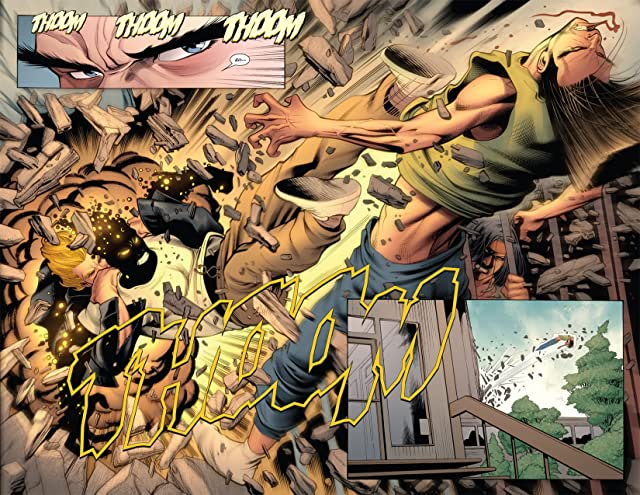 click for super-sized previews of New Mutants (2009-2011) #3