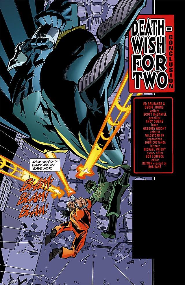 Batman (1940-2011) #607