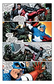 Captain America & the Falcon #6