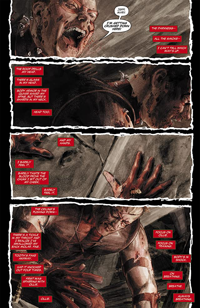click for super-sized previews of Justice League of America (2006-2011) #11