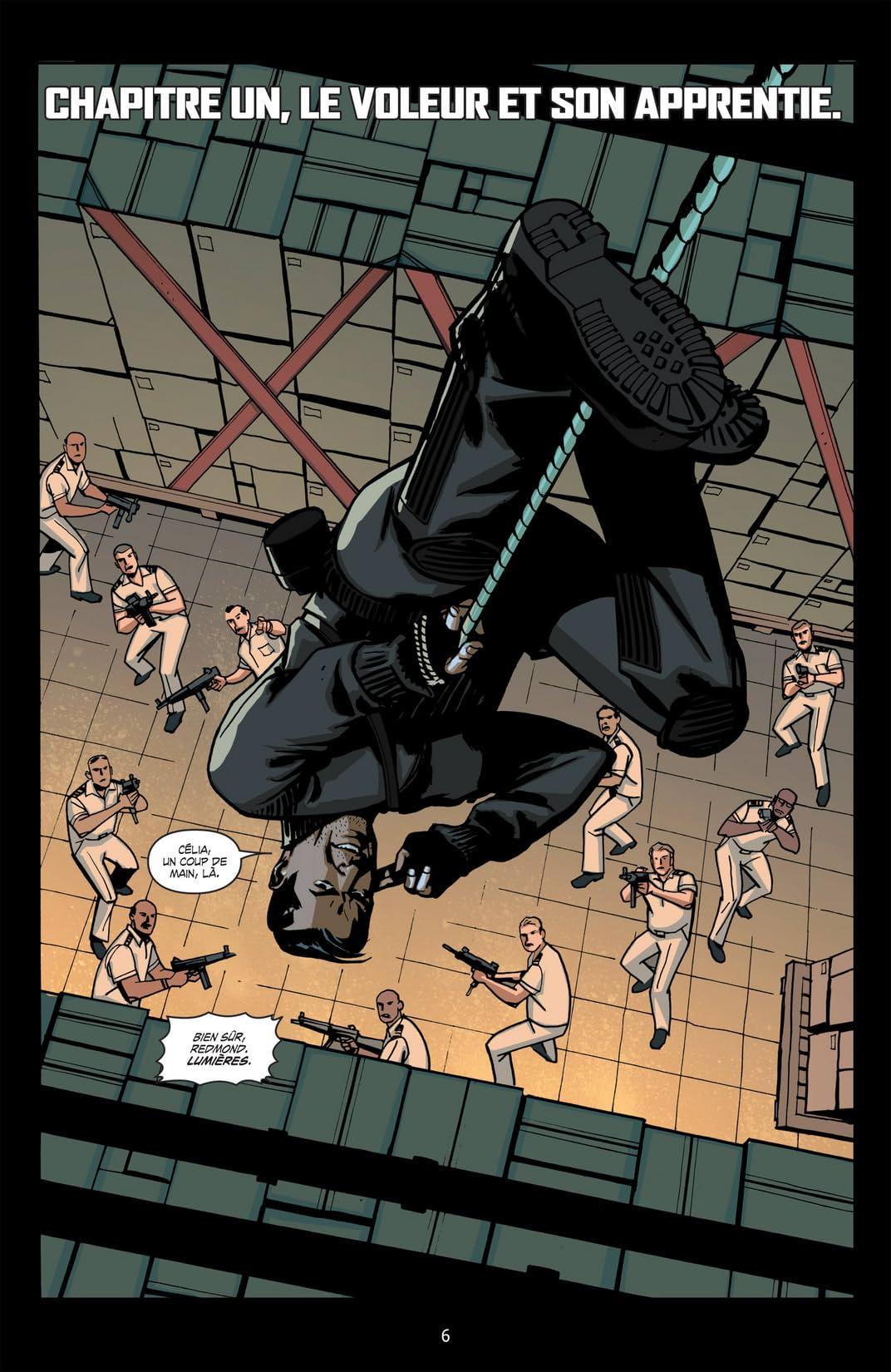Le Maître voleur Vol. 1: J'arrête !