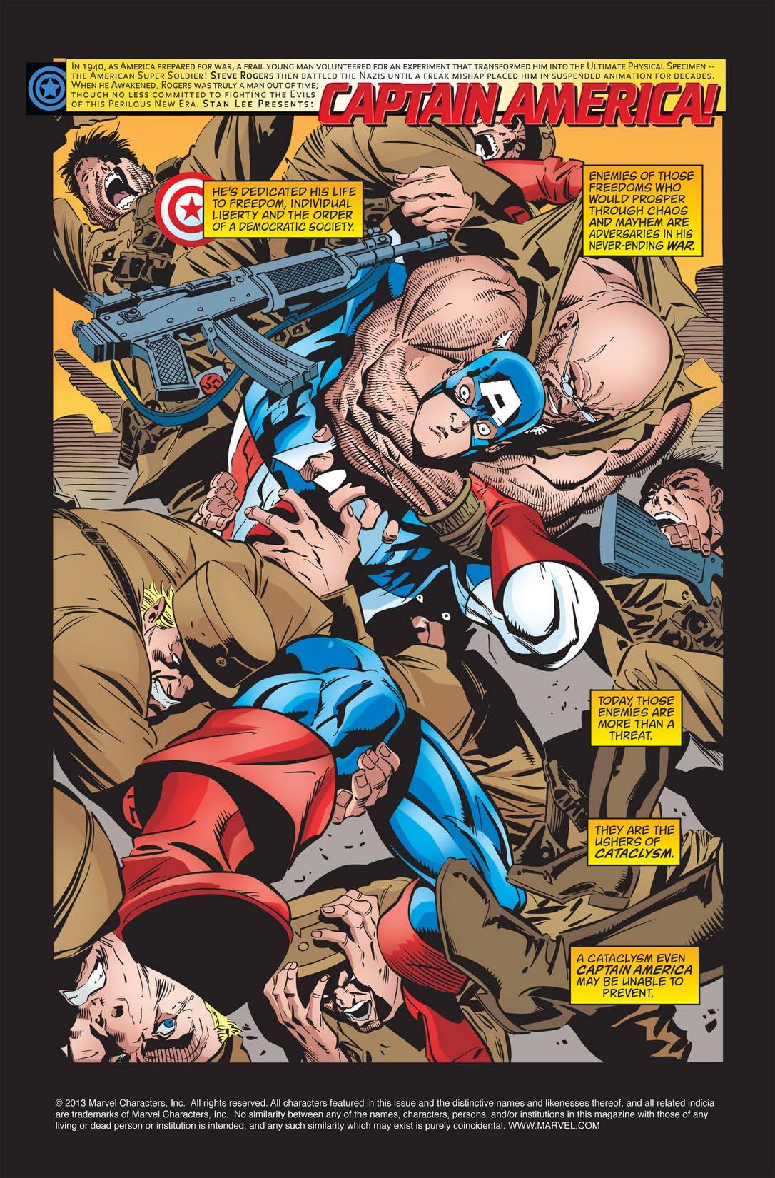 Captain America (1998-2002) #27