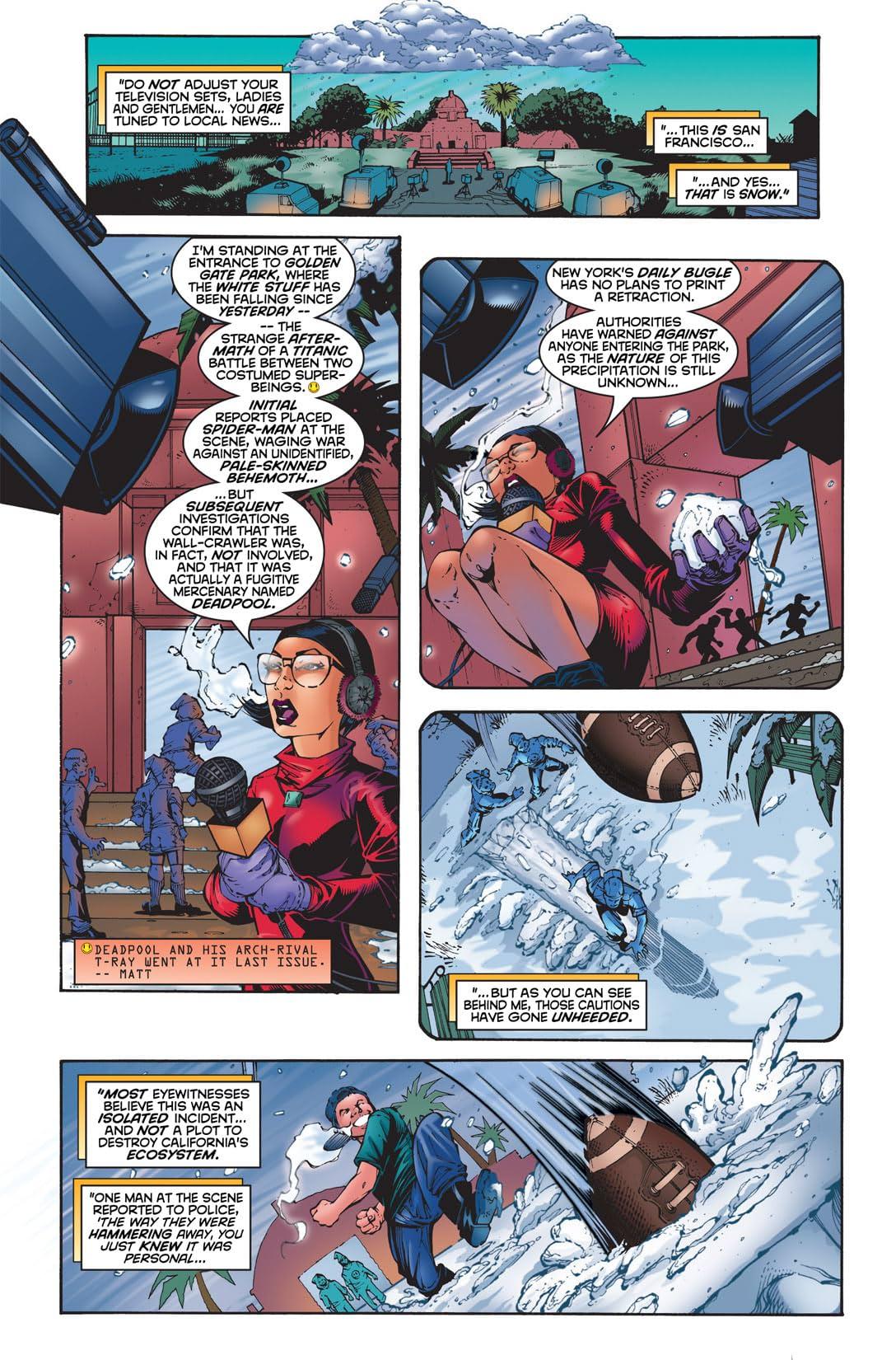 Deadpool (1997-2002) #14