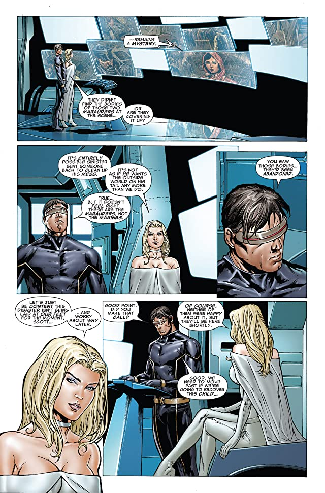 click for super-sized previews of Uncanny X-Men (1963-2011) #492