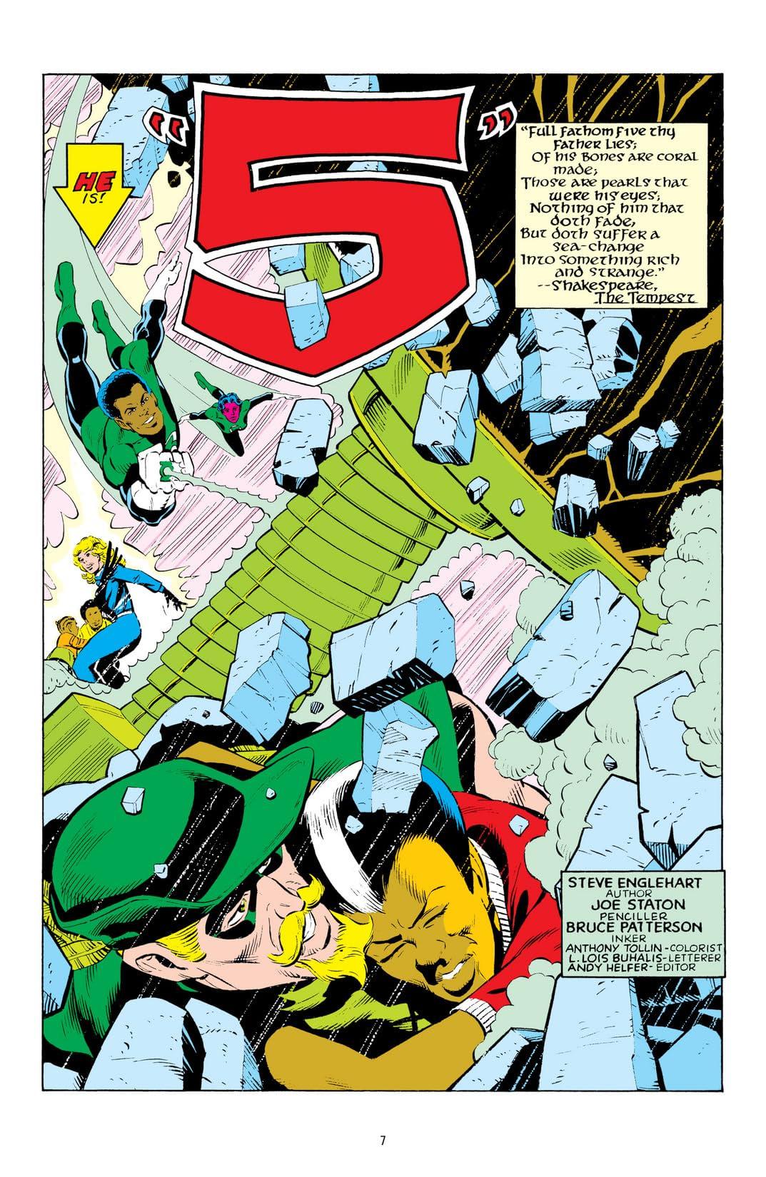 Green Lantern: Sector 2814 Vol. 3