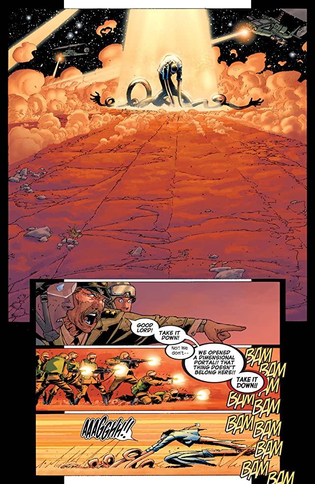 click for super-sized previews of Ultimate Fantastic Four #3