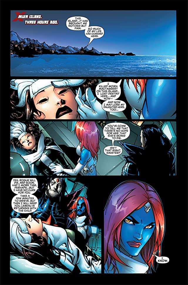 click for super-sized previews of New X-Men (2004-2008) #46