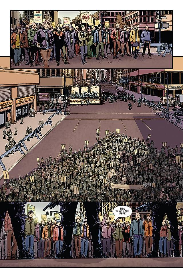 click for super-sized previews of American Terrorist #7