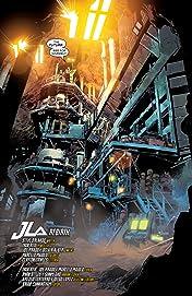 Justice League of America: Rebirth (2017) #1