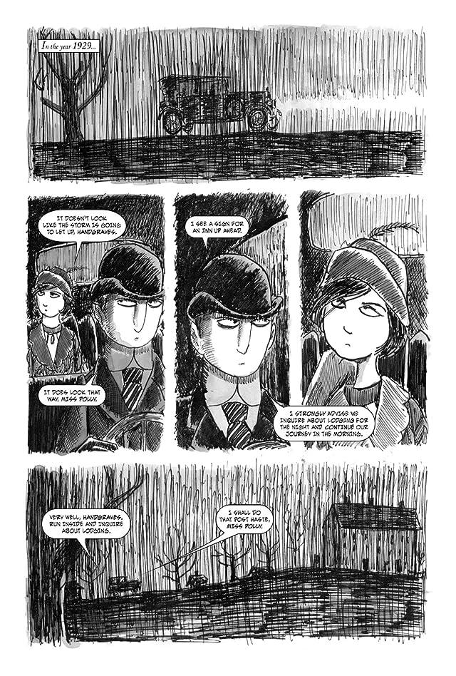 Polly and Handgraves: A Sinister Aura