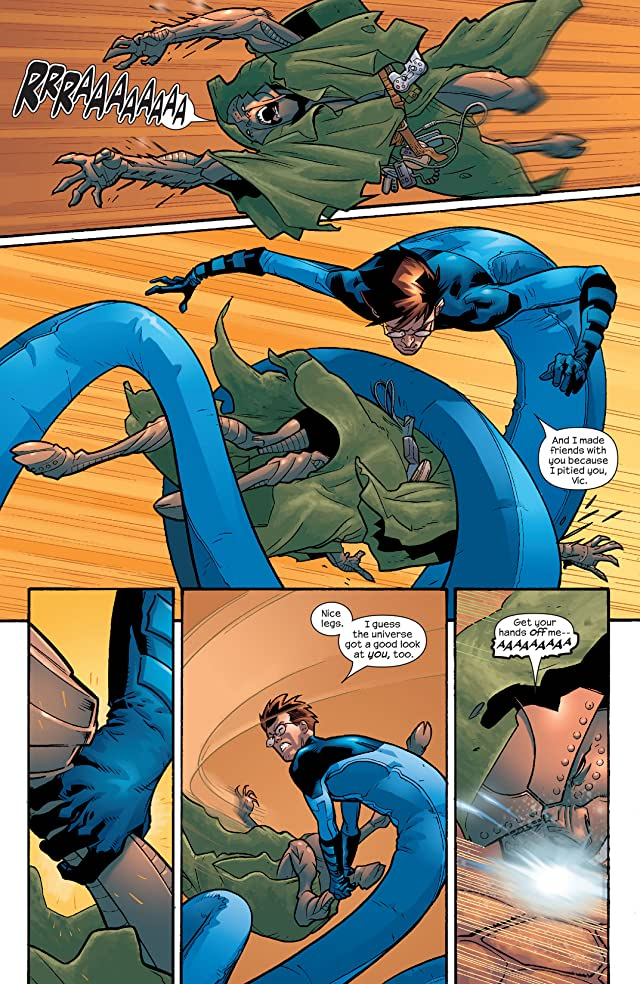 click for super-sized previews of Ultimate Fantastic Four #12