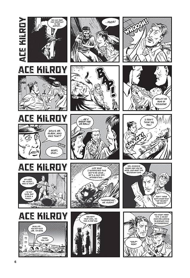 Ace Kilroy Vol. 1
