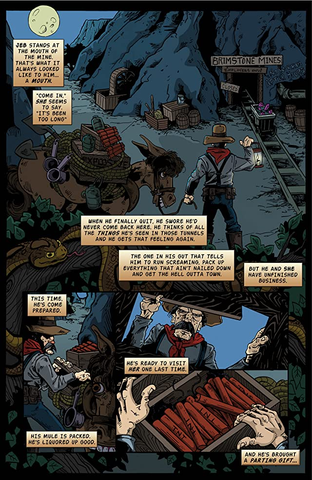 click for super-sized previews of Quicksand Jack #1