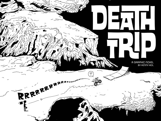 click for super-sized previews of Death Trip #1