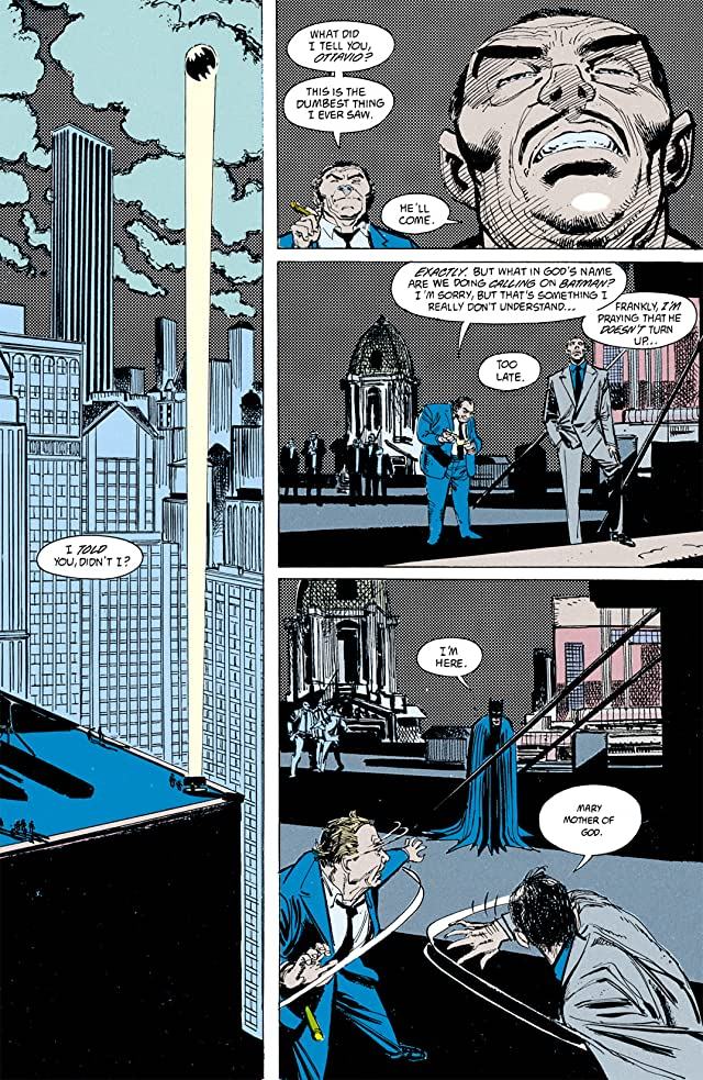 click for super-sized previews of Batman: Legends of the Dark Knight #7