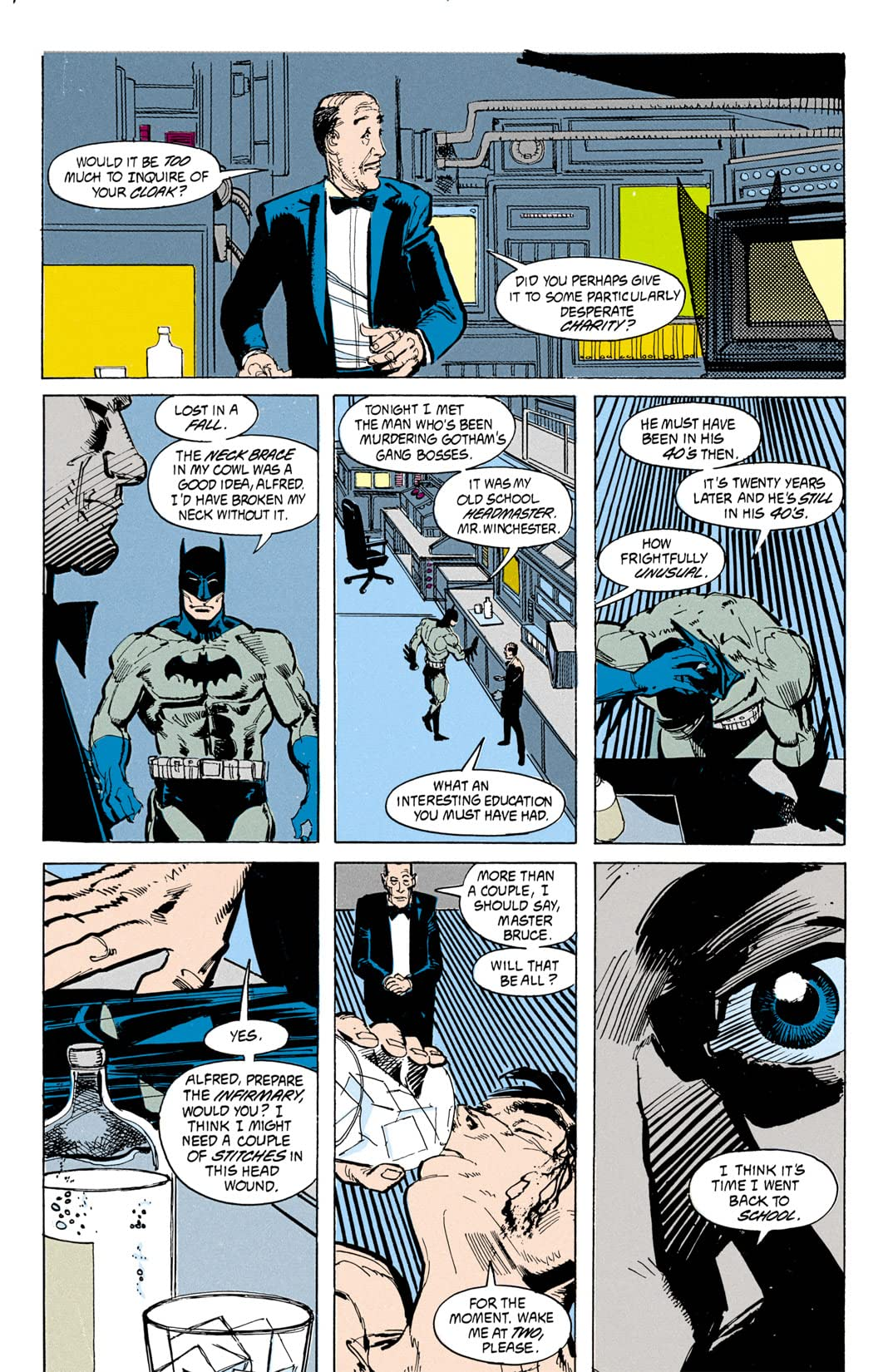 Batman: Legends of the Dark Knight #8