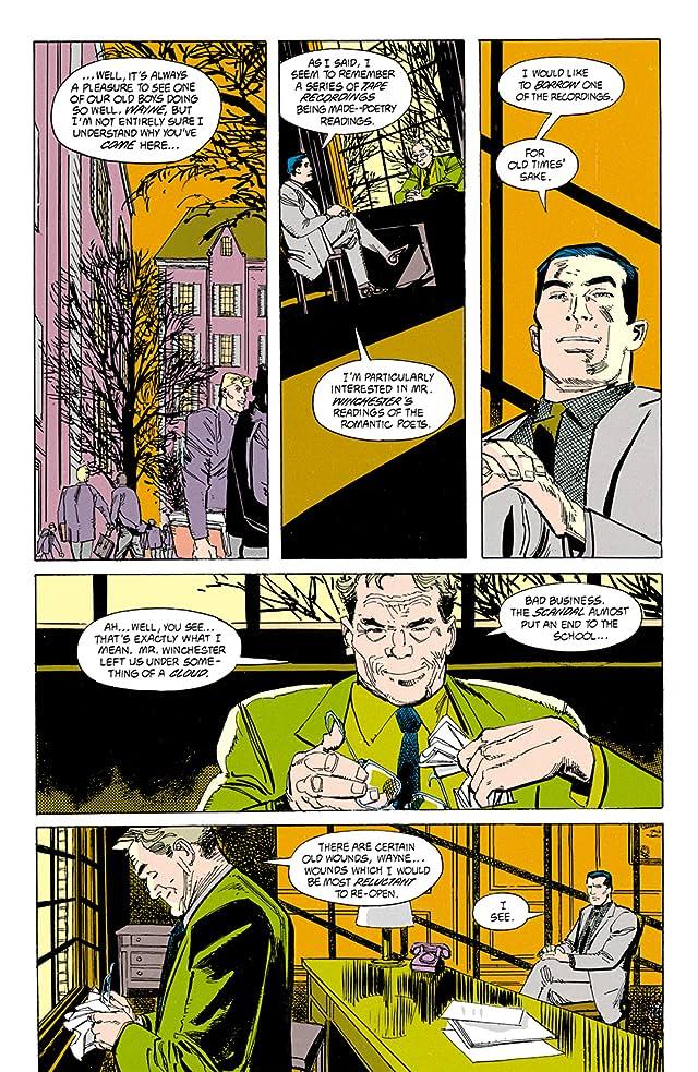 Batman: Legends of the Dark Knight #8