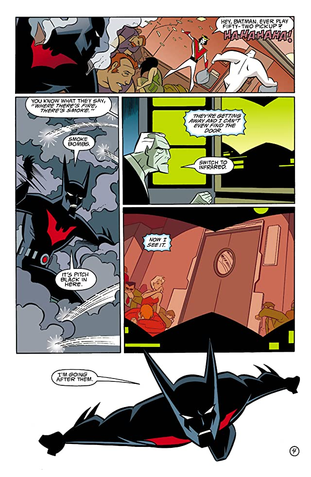 click for super-sized previews of Batman Beyond (1999-2001) #4
