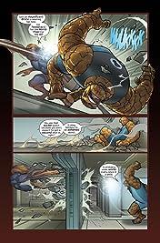 Ultimate Fantastic Four #34