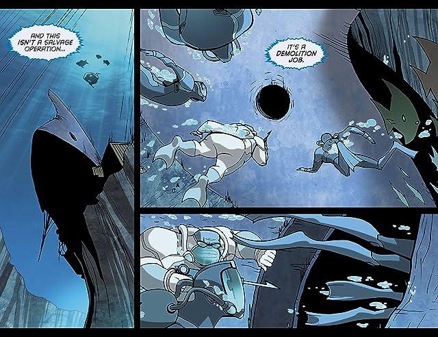 Beware the Batman (2013-2014) #6