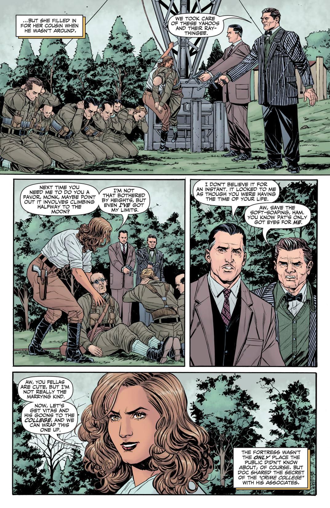 Doc Savage #2: Digital Exclusive Edition