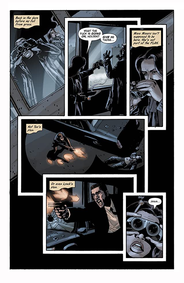 click for super-sized previews of Sleeper: Season Two #6 (of 12)