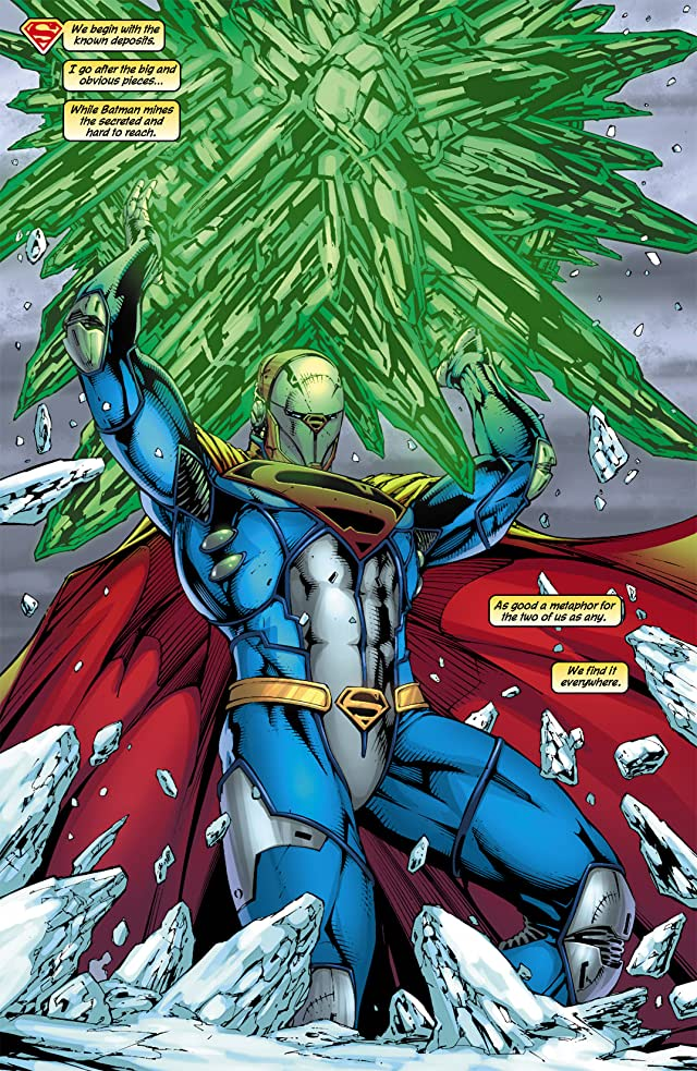 click for super-sized previews of Superman/Batman #45