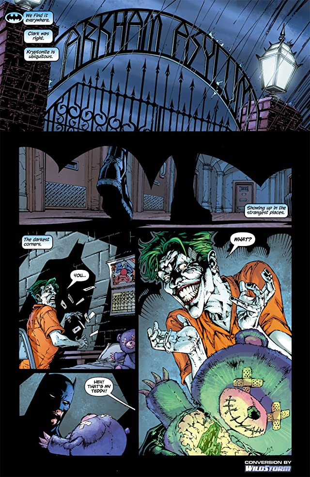 Superman/Batman #45