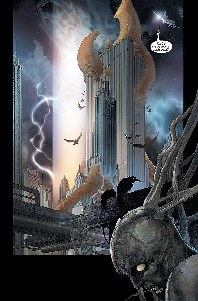 Ultimate Fantastic Four #38