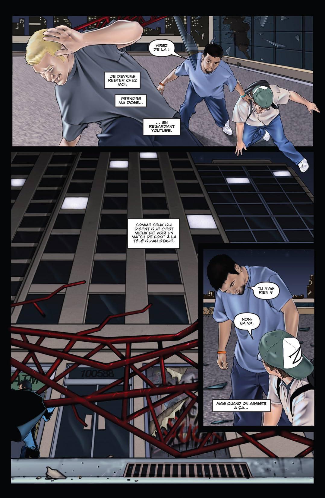 Hero Worship Vol. 1: Le culte du super-héros