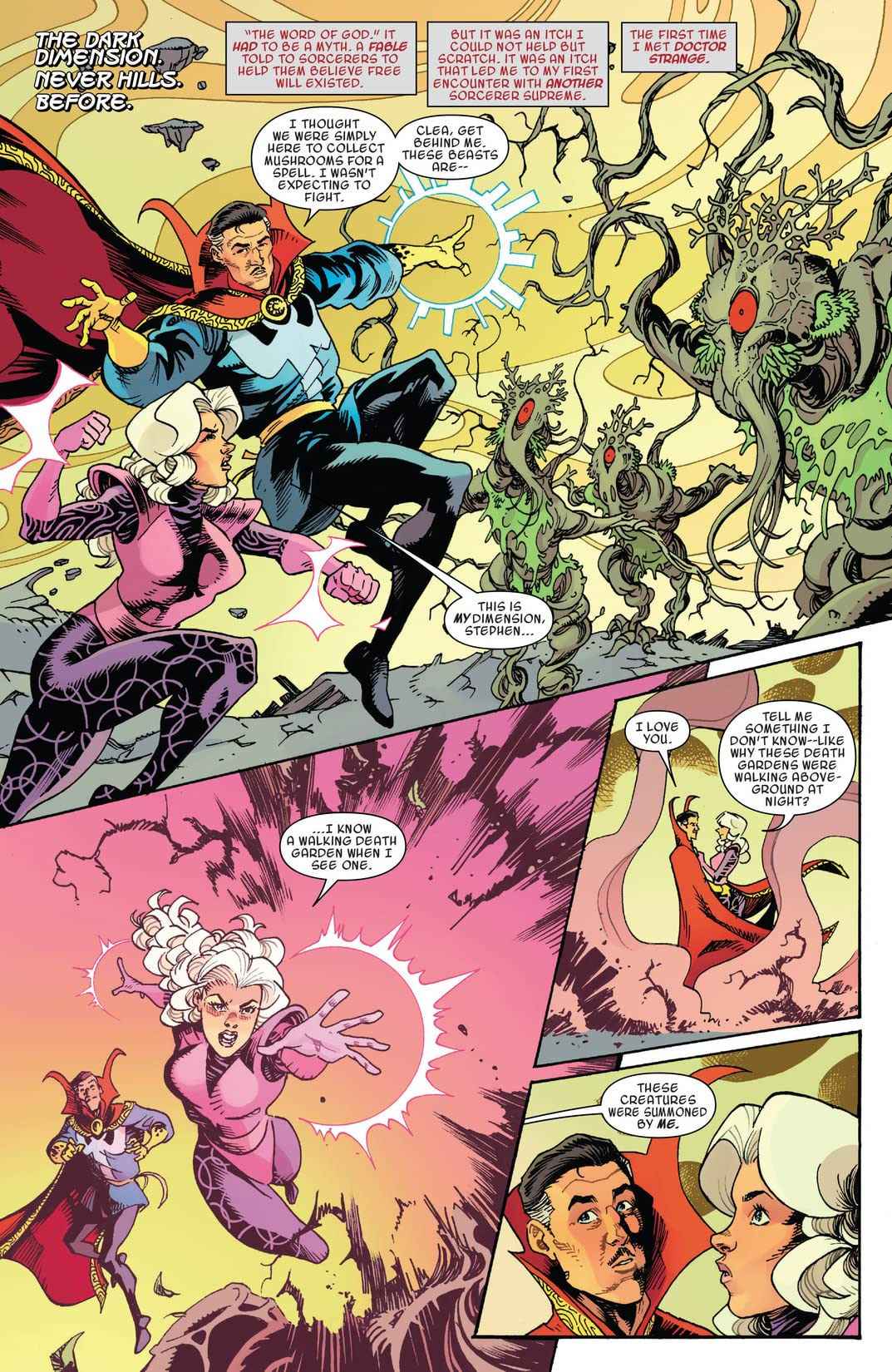 Doctor Strange and the Sorcerers Supreme (2016-) #5