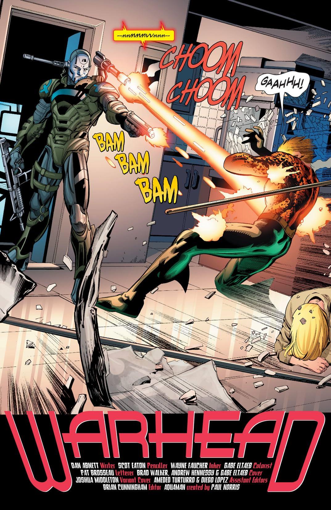 Aquaman (2016-) #17