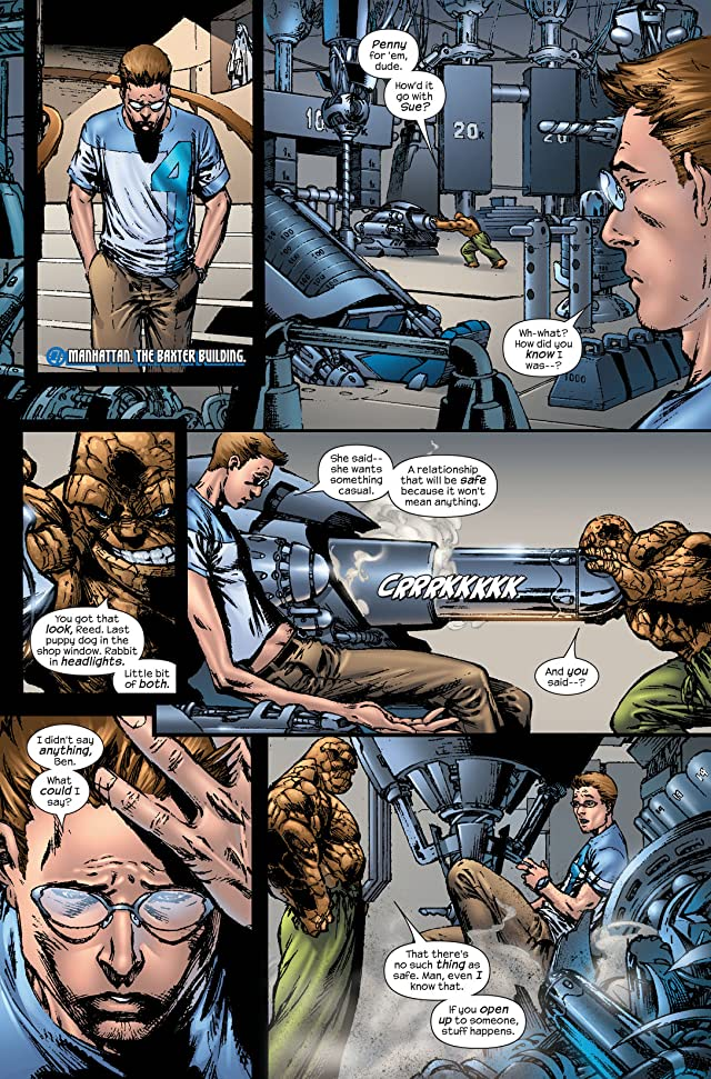 click for super-sized previews of Ultimate Fantastic Four #56