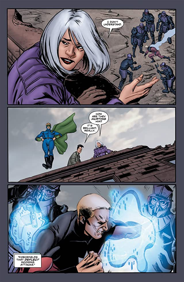 click for super-sized previews of Irredeemable #19