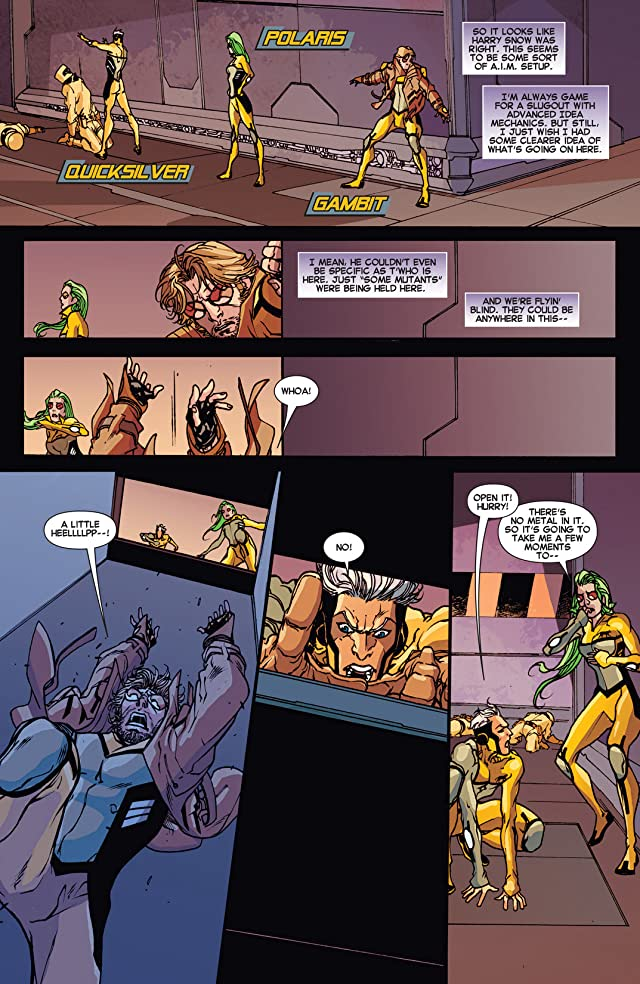 click for super-sized previews of All-New X-Factor (2014-2015) #2