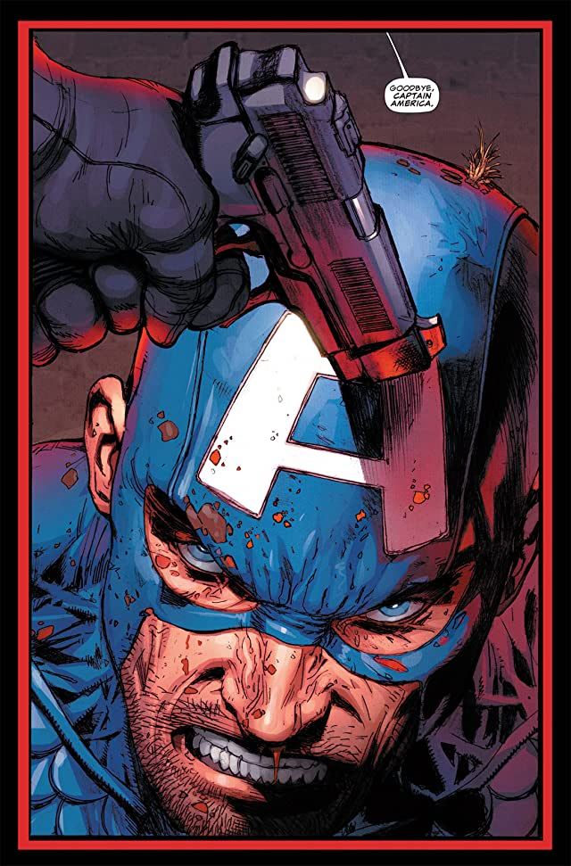 click for super-sized previews of Ultimate Comics Captain America #1