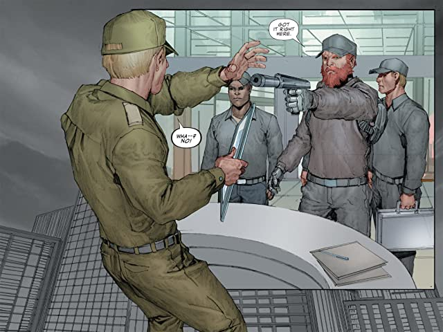 click for super-sized previews of Marvel's Captain America: The Winter Soldier Infinite Comic #1