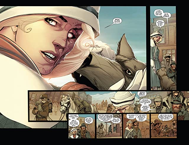 click for super-sized previews of Origin II #2
