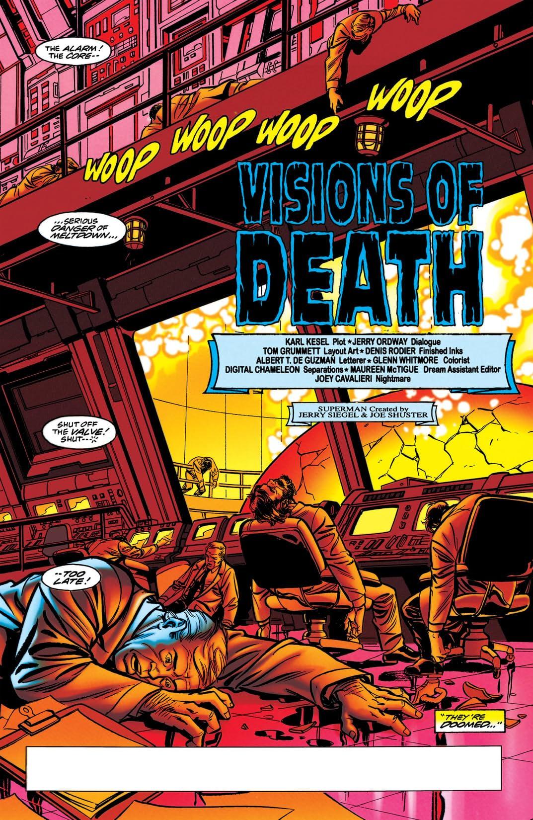 Adventures of Superman (1986-2006) #564