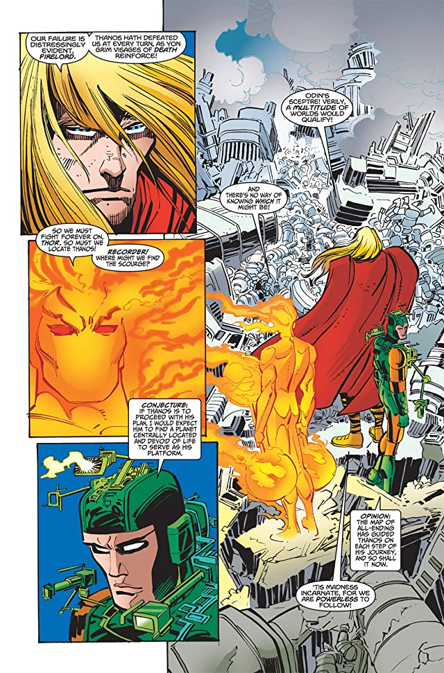 click for super-sized previews of Thor (1998-2004) #24