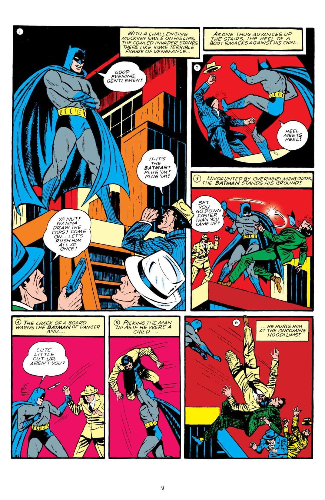 Batman: The Golden Age Vol. 2
