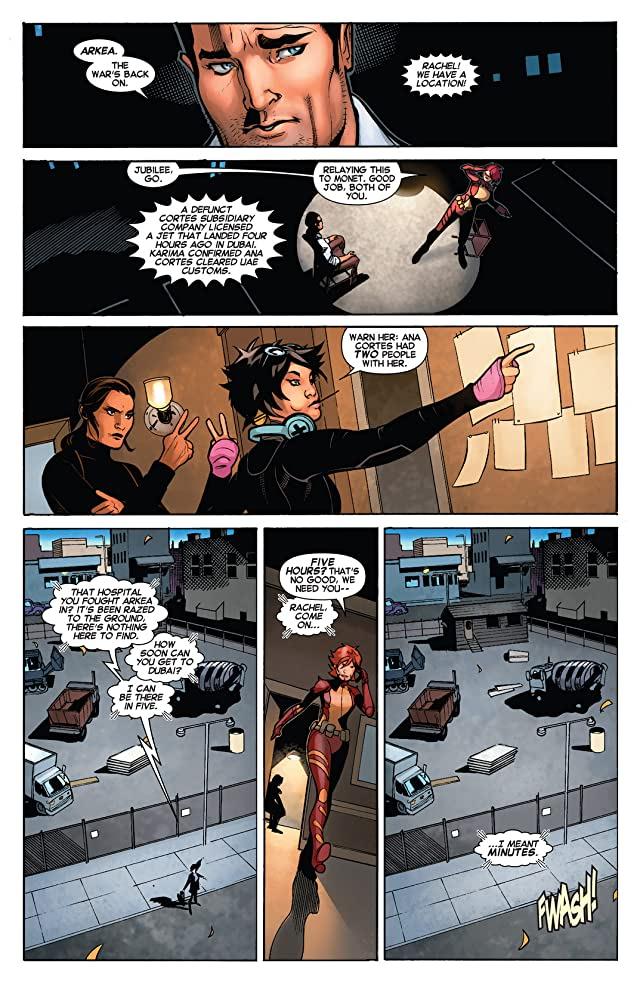 click for super-sized previews of X-Men (2013-) #9