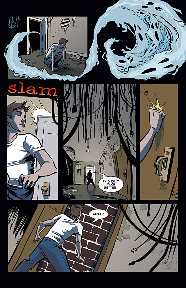 The Dead #1