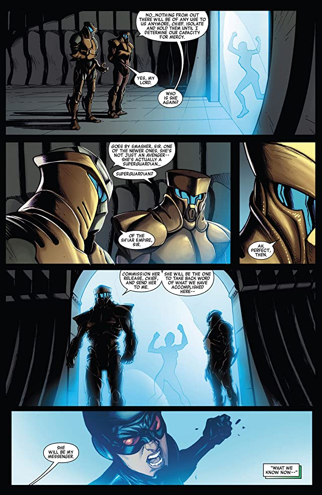 click for super-sized previews of Avengers World (2014-) #2