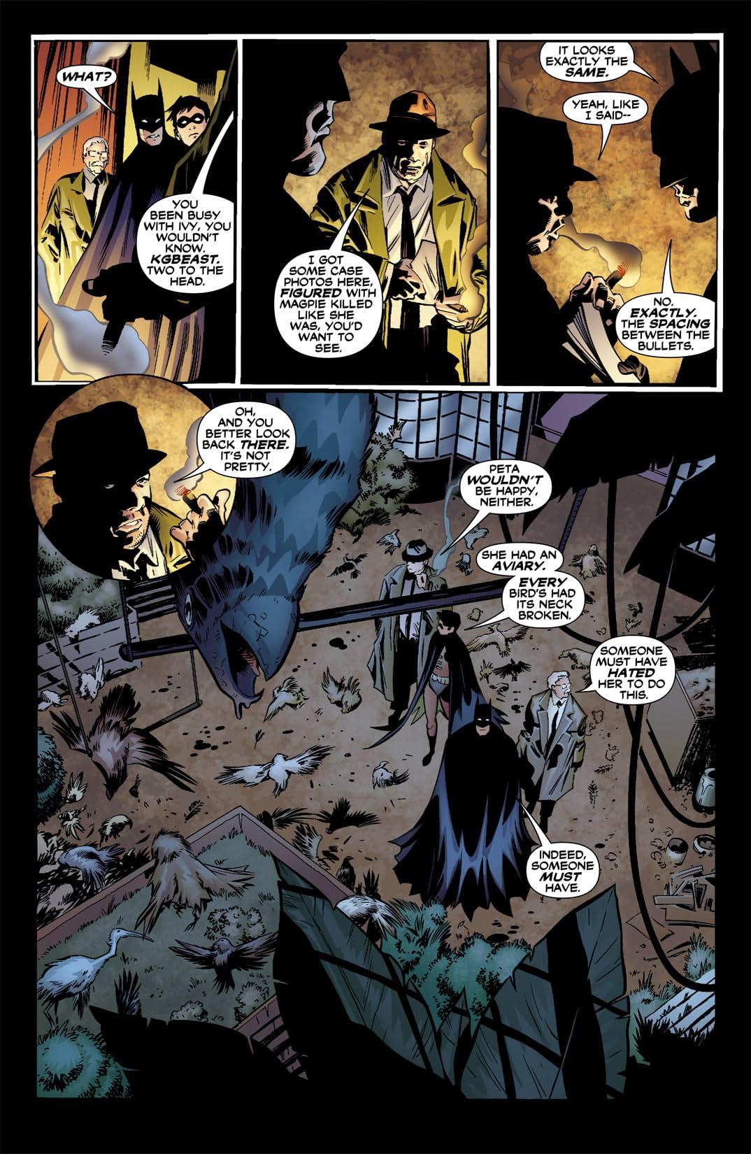 Detective Comics (1937-2011) #818