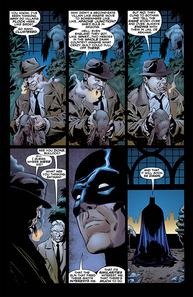 click for super-sized previews of Detective Comics (1937-2011) #818
