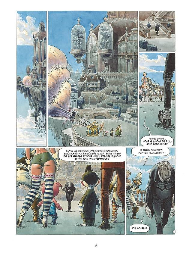 click for super-sized previews of Azimut Vol. 2: Que la belle meure