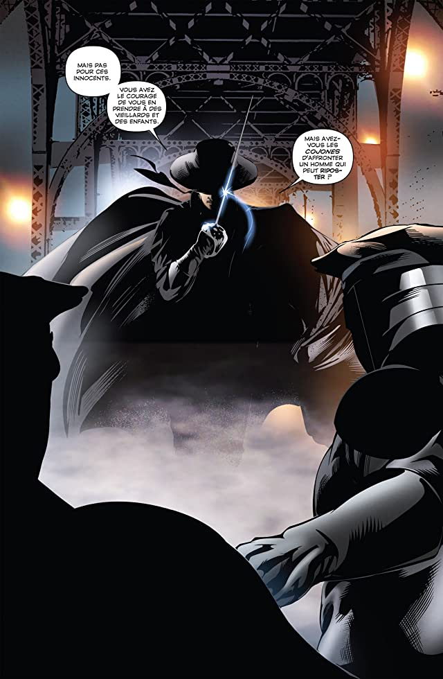 click for super-sized previews of Masks Vol. 2: La loi et la justice