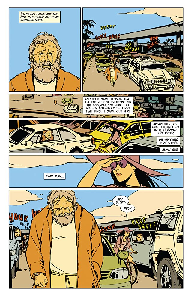 click for super-sized previews of Hawkeye (2012-2015) #16